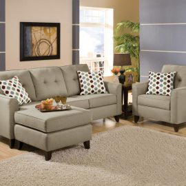 4740 Stoked Truffle Sectional