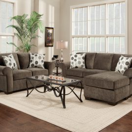 5300 Elizabeth Ash Sectional