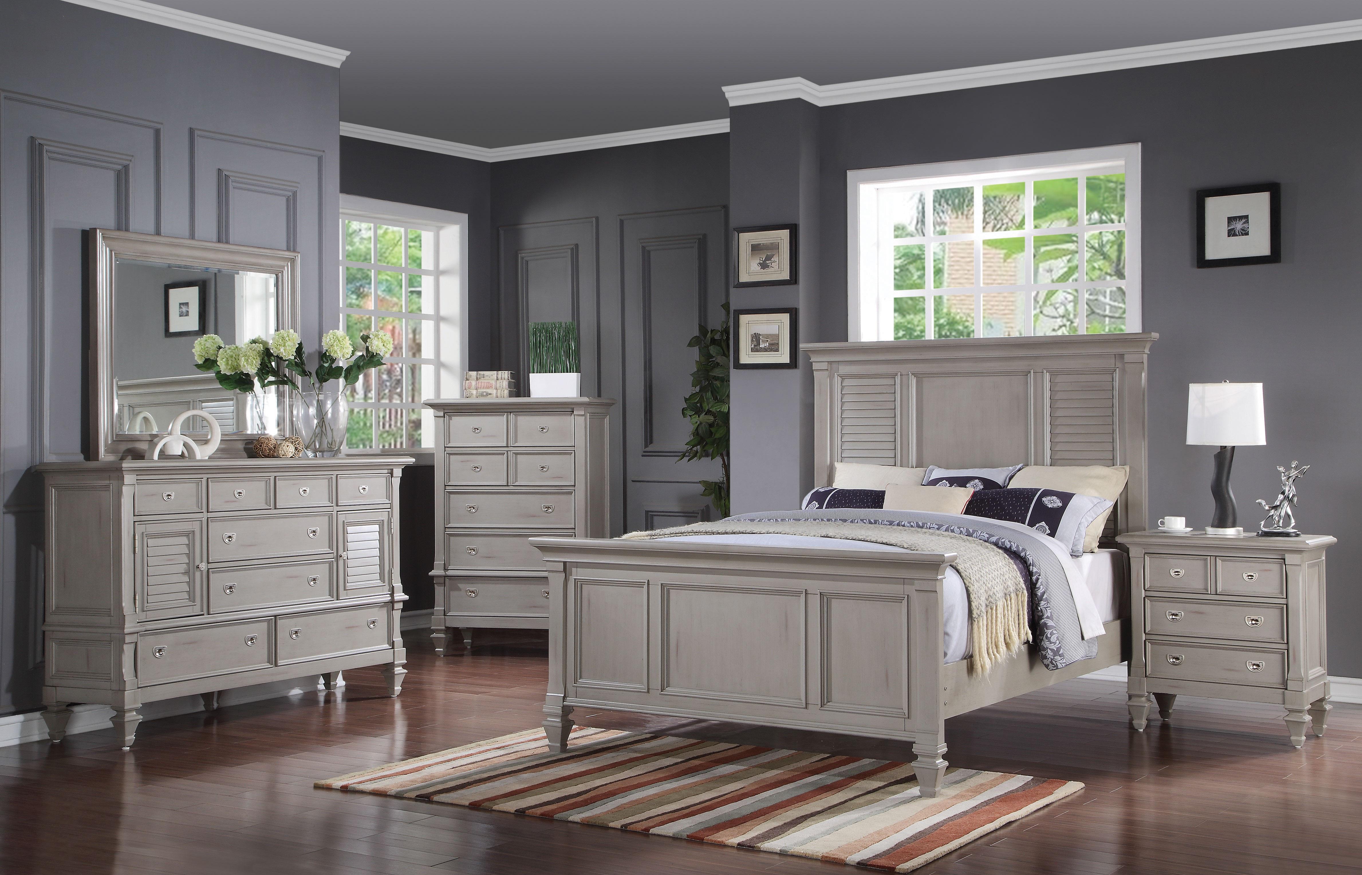 5497 Grey Belmar Bedroom Awfco Catalog Site