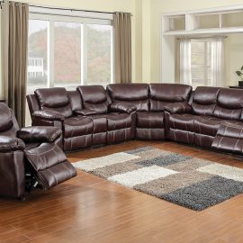 66005 Chestnut Sectional