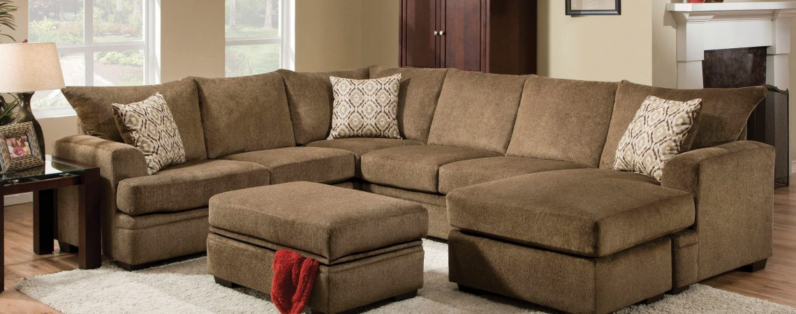 6800 Cornell Cocoa Sectional Awfco Catalog Site