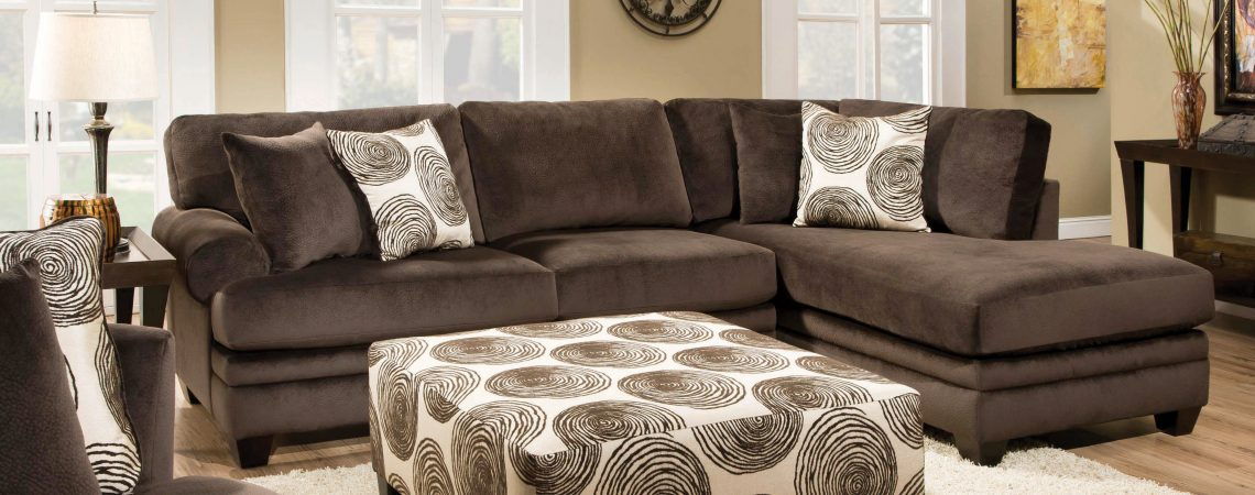 8642 Groovy Chocolate Sectional Awfco Catalog Site