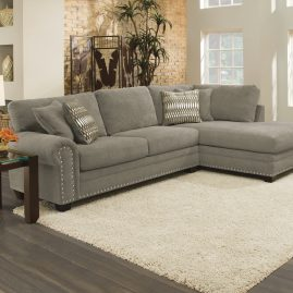 8648 Bingo Porcini Sectional