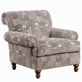 90001 Starlight Pewter Accent Chair