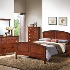 C3136A Whiskey Bedroom