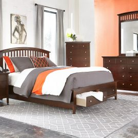 C8237A Bourbon Bedroom