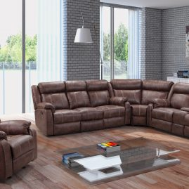 L7303 Buckskin Sectional