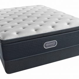 Offshore Mist Pillow Top Plush Mattress