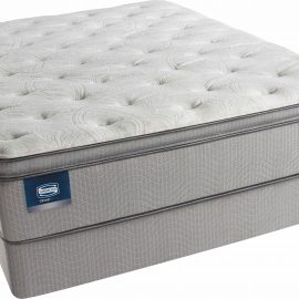 Orient Beach Plush Pillow Top Mattress