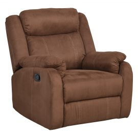U9303 Chocolate Recliner