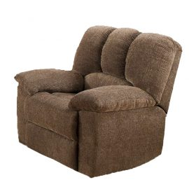 UMC22 Jasmine Walnut Recliner