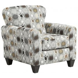 9001 Paintball Granite Accent Chair