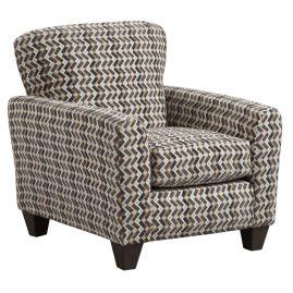 9001 Philosophy Aluminium Accent Chair & Cocktail Ottoman