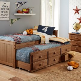 634 Chestnut Captains Bed