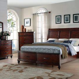 B1033B La Jolla Ranchero Storage Bedroom