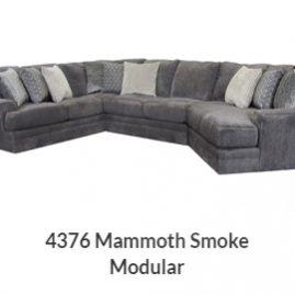 3050 Charisma Smoke Sectional Awfco Catalog Site