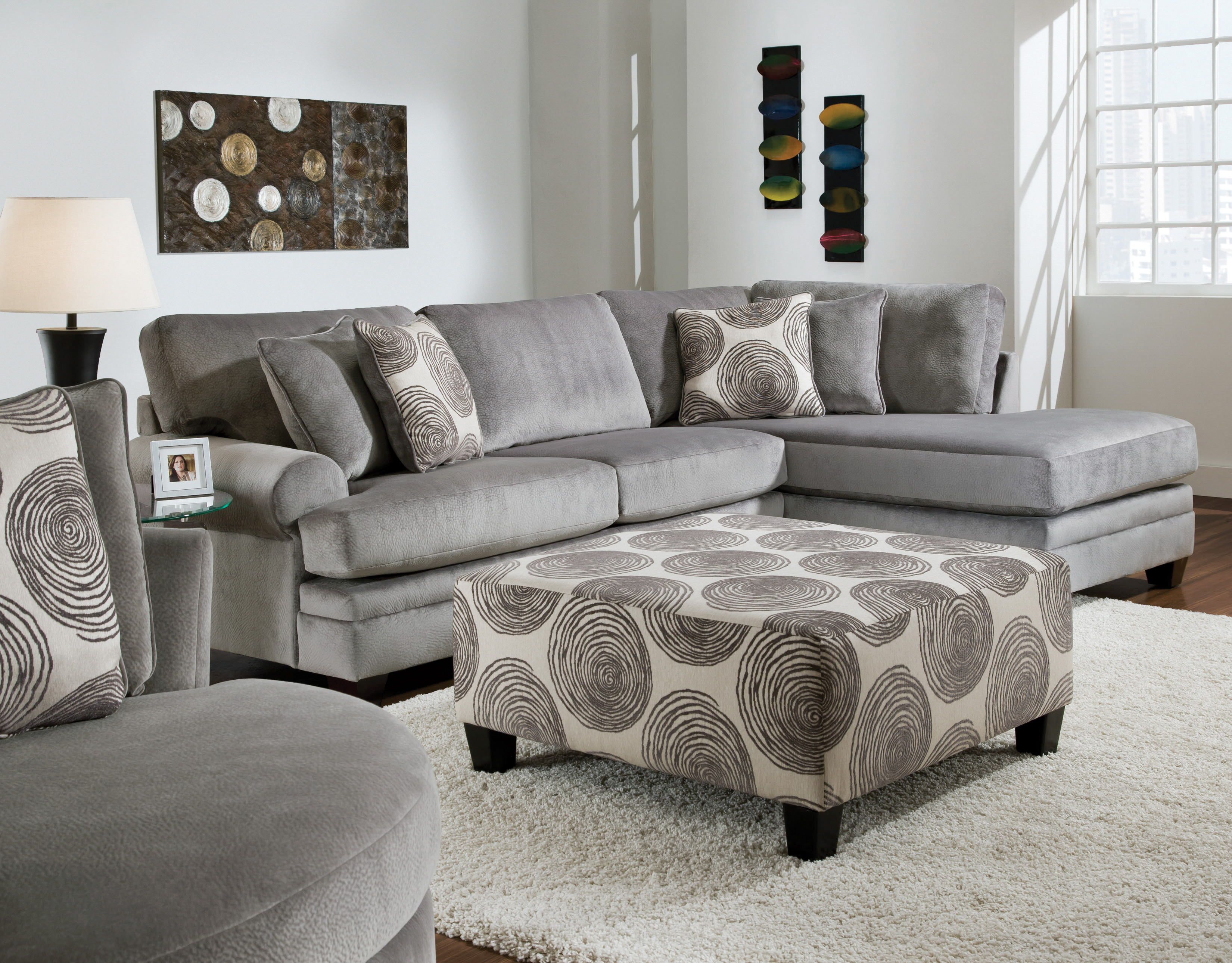 8642 Groovy Smoke Sectional – AWFCO Catalog Site